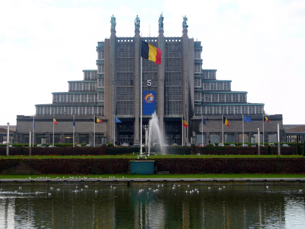 Brussels Exhibition Centre